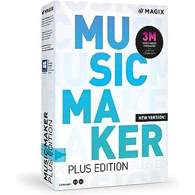 Music Maker – 2020 Plus Edition – Para grabar, mezclar y producir beats