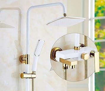 Rmckuva Badewannen Duschsysteme Home Duschset Drei Funktionen
