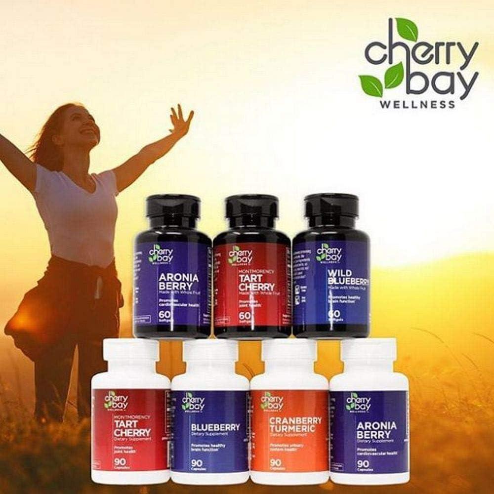 100 Tart Montmorency Dietary Supplement case of 12-90 count bottles