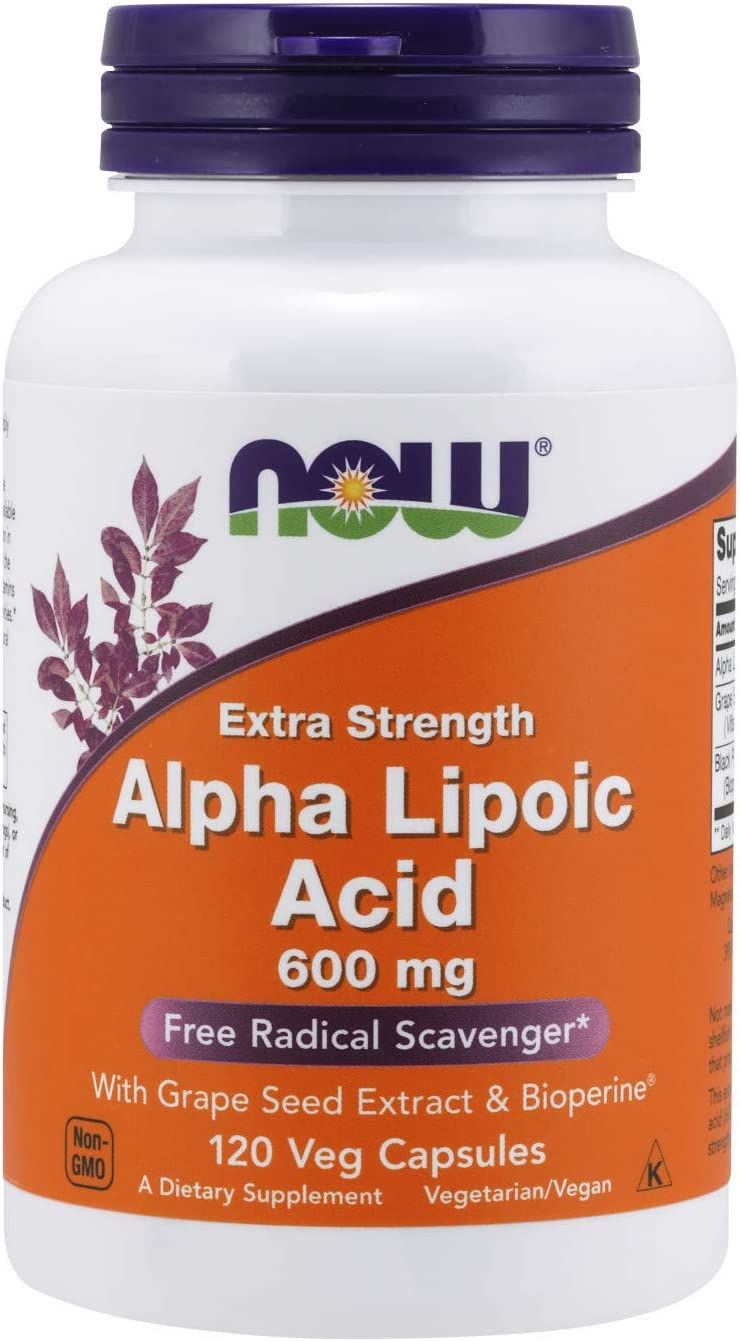 Now Supplements, Alpha Lipoi