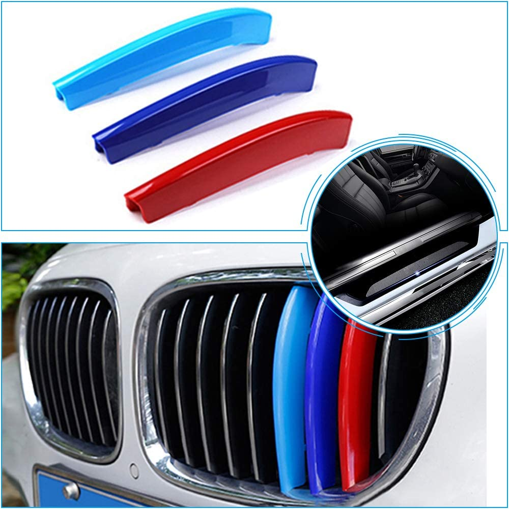 for 13-16 BMW 3 Series GT F34 3D M Styling 3 Colors Front Grille ...