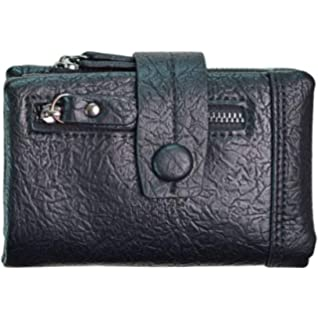 Amazon.com: Youngate - Cartera de billetera para mujer con ...