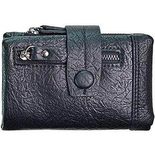 Amazon.com: Youngate - Cartera de billetera para mujer con ...