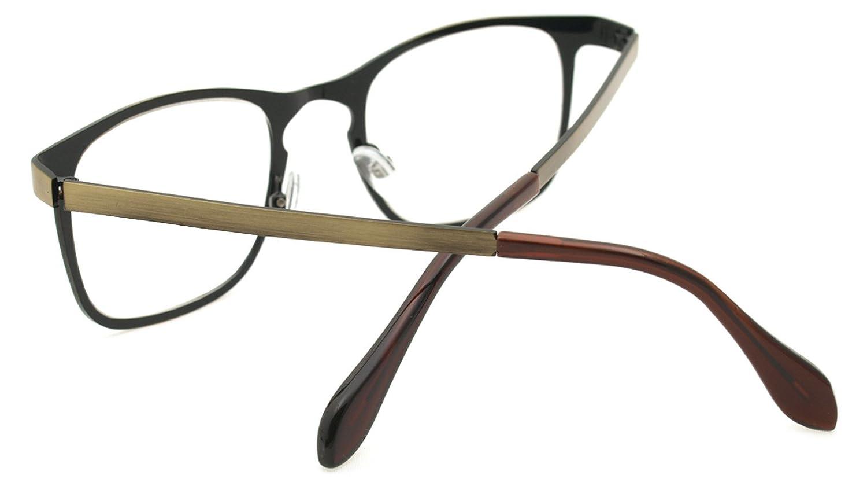 Amazon.com: clásico Retro Metal anteojos marco lente ...
