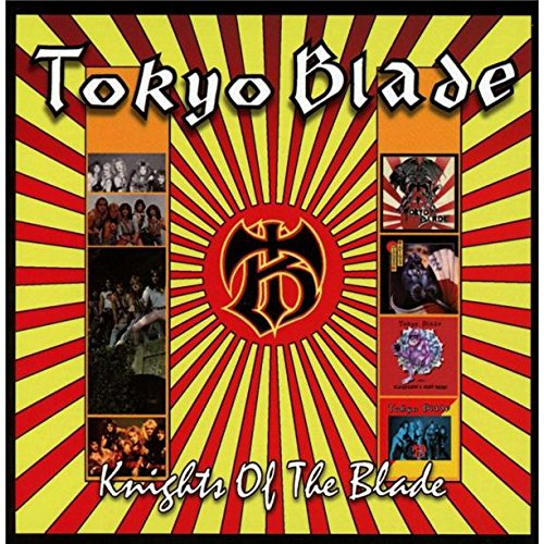 Knights Of The Blade: Four Disc Boxset /  Tokyo Blade