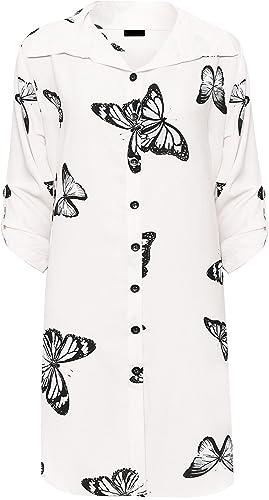 F4S - Camisas - Clásico - para mujer