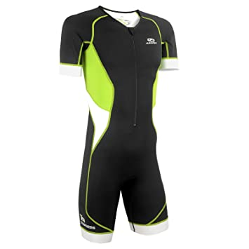 Aropec aerosuit Tri de Compress Hombre - Trisuit Men: Amazon.es ...