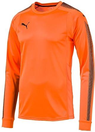 38d386649 Puma GoalKeeper Long Sleeve Shirt at Amazon Men s Clothing store