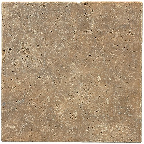 Dal-Tile T31166TS1P Travertine Tile Noce Tumbled 11 x 12 7/8