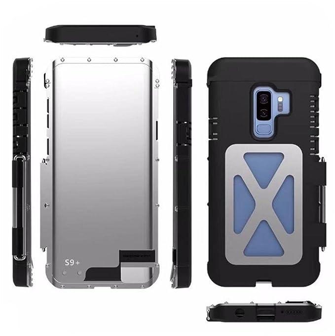 hot sale online 8d84b aa76c Amazon.com: Galaxy S8 Plus Case,S8 Plus Aluminum Metal Case,Fusicase ...
