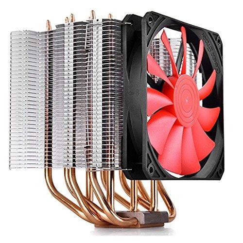 DeepCool CPU Cooler GAMMAXX 400 White