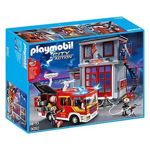 Feuerwache Spielzeug Bestseller - Playmobil City Action Feuerwehr