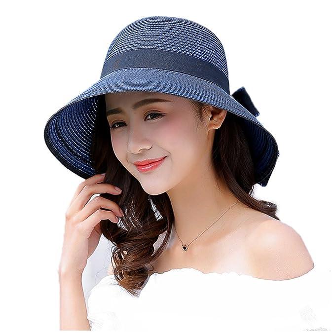 a976f7b0b9d WETOO UV Protection Wide Brim Summer Visor Hats Anti-UV Beach Sun Cap   Amazon.ca  Clothing   Accessories