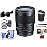 Tokina Opera 50mm f/1.4 FF Lens for Canon - Bundle with 72mm Filter Kit, Lens Case, Flex Lens Shade, Cleaning Kit, Capleaseh