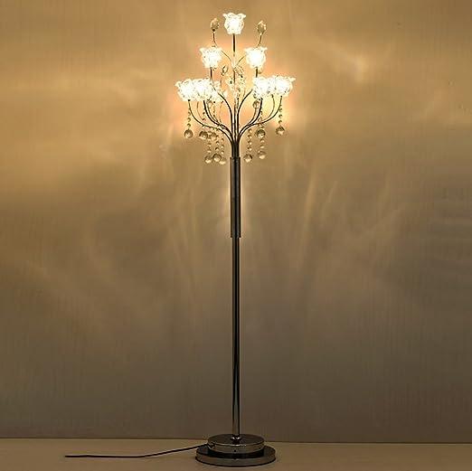 Lámparas de pie Amos Dormitorio Creativo Rama de árbol lámpara de ...