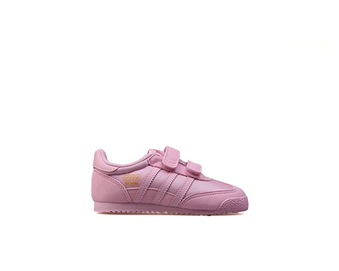 cheap for discount c0b7e 85eef adidas Dragon OG CF I, Baskets Mixte bébé, Rose Rosesc, 19 EU Amazon.fr  Chaussures et Sacs