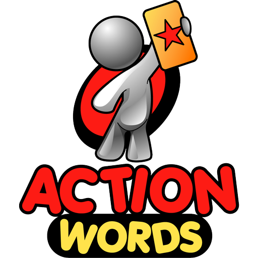 - Action Words: 3D Animated Flash Cards