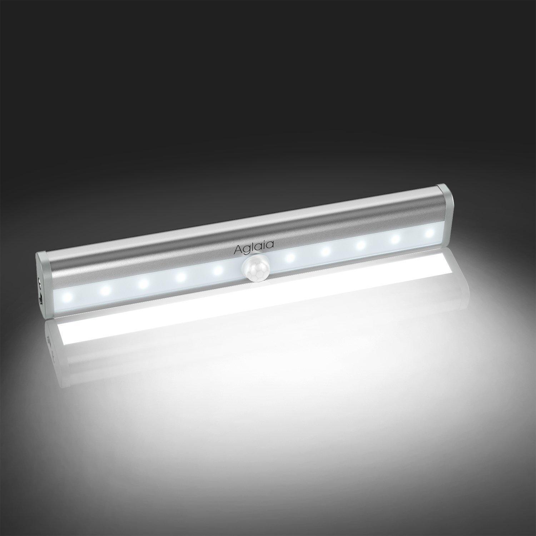 Aglaia Luce Armadio LED Lampada Sensore Movimento