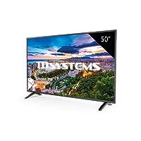 Téléviseur 50 Pouces LED Full HD Smart TD Systems K50DLM8FS. Résolution 1920 x 1080, 3X HDMI, VGA, 2X USB, Smart TV.