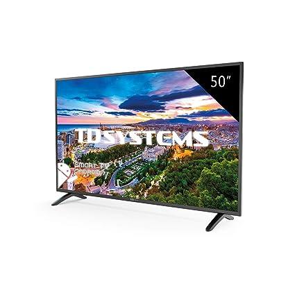"""64d70f6bec6a TD Systems K50DLM8FS - Smart TV 50"""" (Full HD Smart, Resolución 1920 x"""