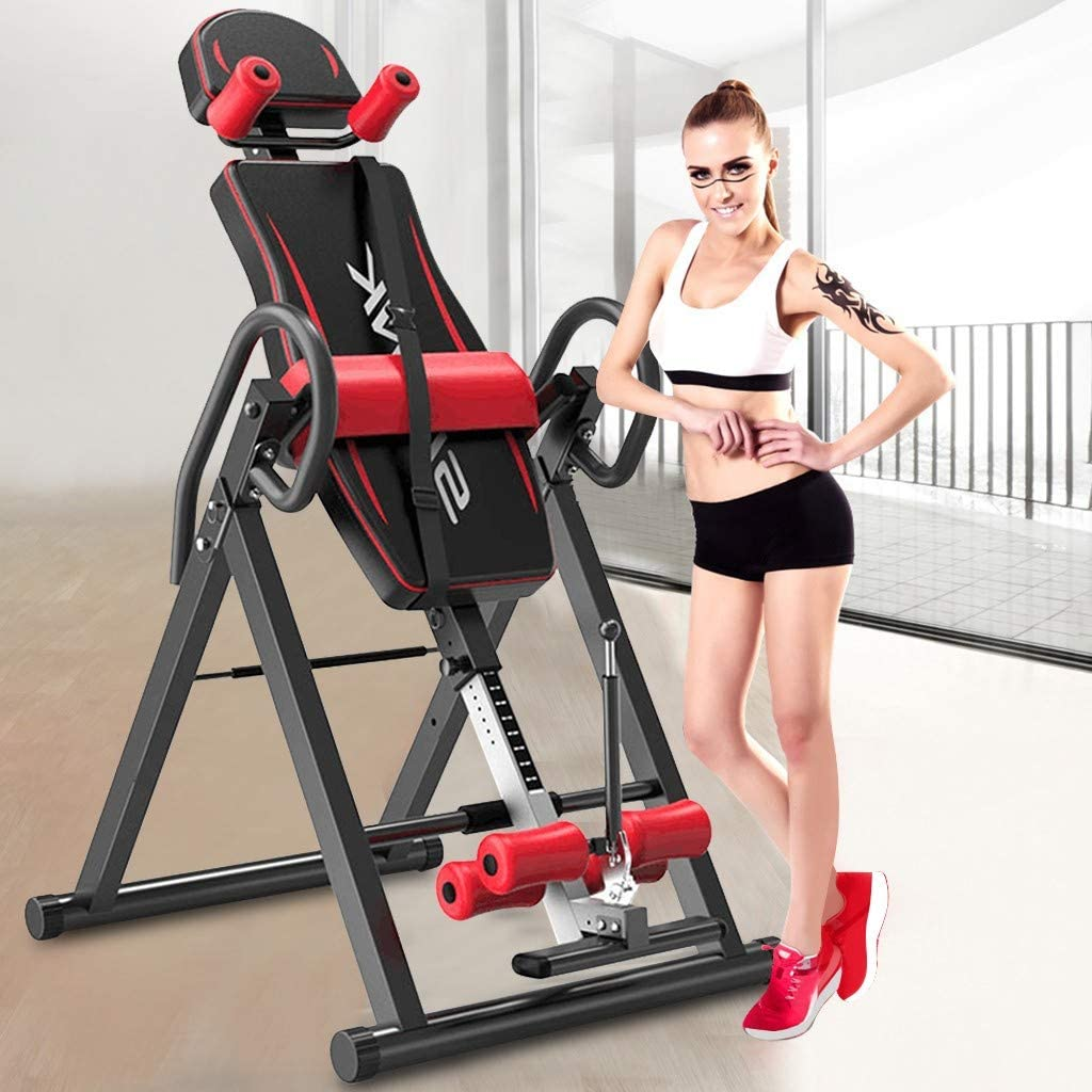 Amazon coupon code for Inversion Table Fitness Chiropractic Back
