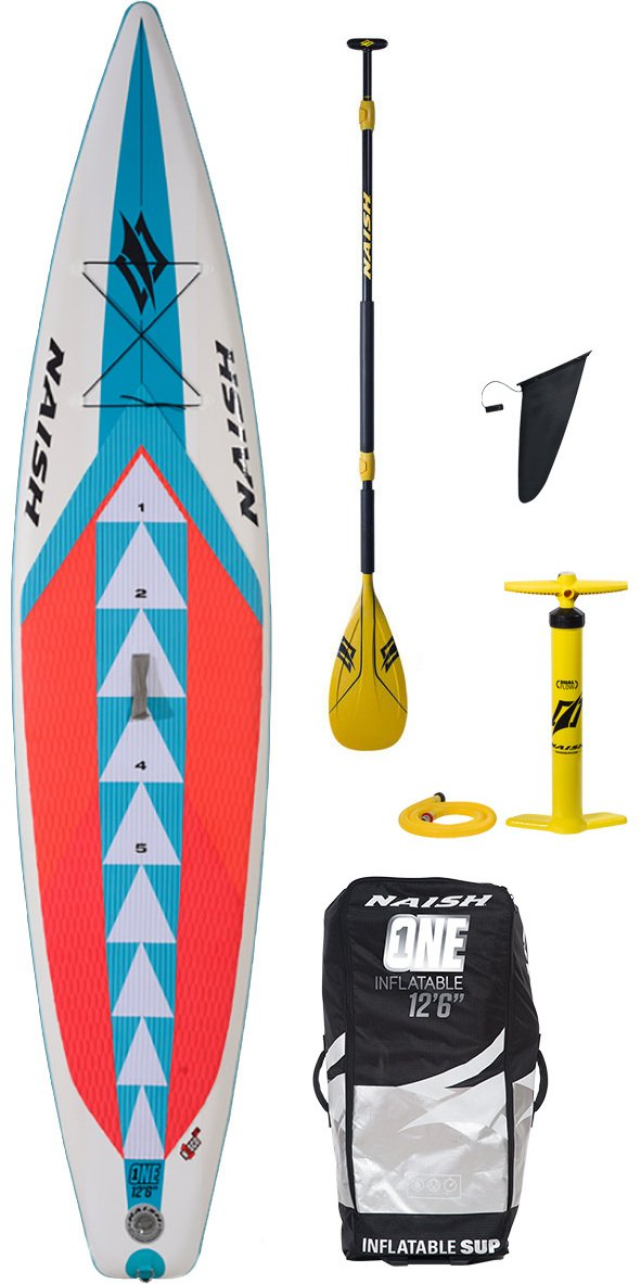 Naish One Alana Sup Stand Up Paddle Boarding Inflable Stand ...