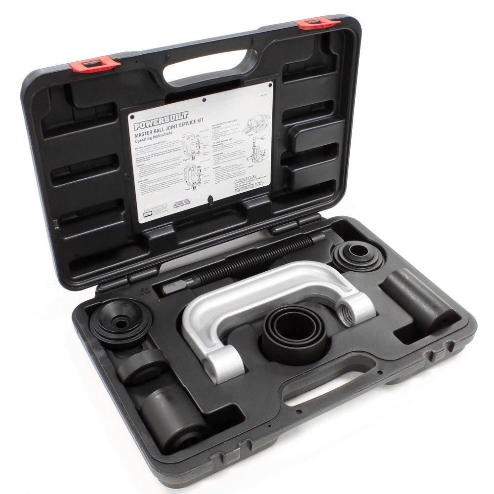 Alltrade 940579 Kit 72 Master Ball Joint Service Tool Set