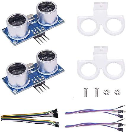 Pi Módulo Ultrasónico HC-SR04 Sensor Medir Distancias para Arduino
