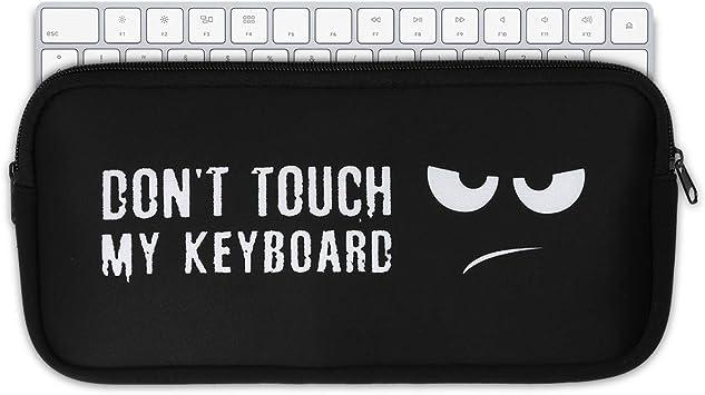kwmobile Funda Universal Compatible con Teclado Apple Magic Keyboard: Amazon.es: Electrónica