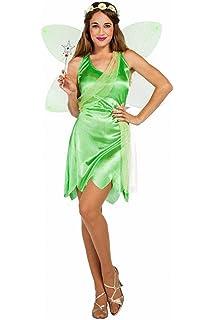 Atosa - 23048 - Traje - verde traje de hadas - Adulto ...