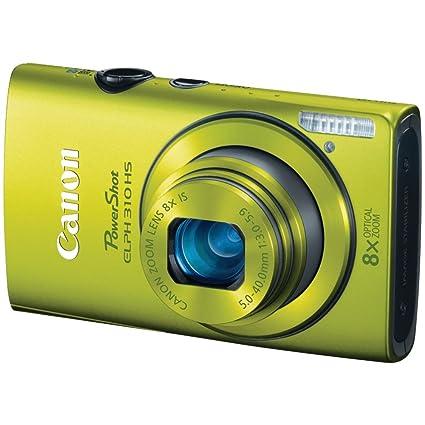 amazon com canon powershot elph 310 hs 12 1 mp cmos digital camera rh amazon com Canon ELPH 500 HS Review Canon Elph 2