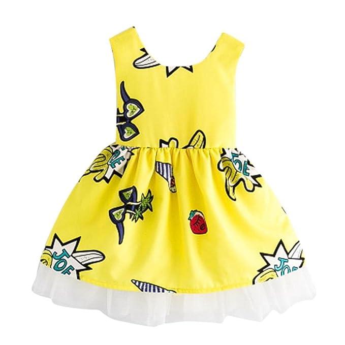 Beikoard Niña Vestido Liquidación, Faldas de Moda Niño niños niñas Bebe Princesa Vestidos de Fiesta
