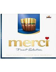 Storck Merci Milk Selection 250g