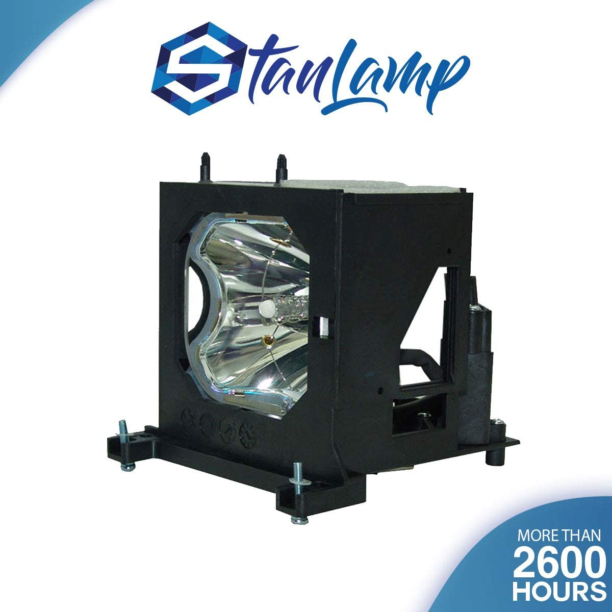 StanLamp Projector Replacement Lamp with Housing for Sony LMP-C162 ES3 ES4 EX3 EX4 CS20 CS20A CX20 CX20A VPL-CS20 VPL-CS20A VPL-CX20 VPL-CX20A