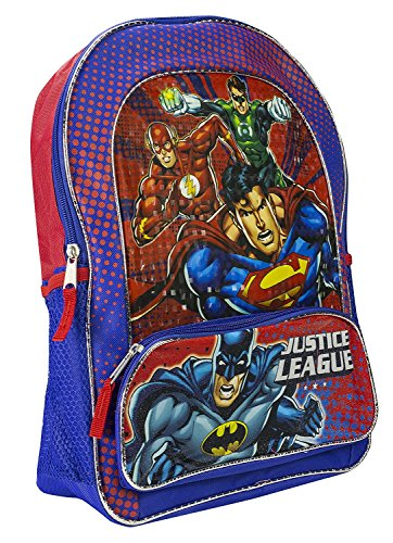 Forward Large Backpack Justice League