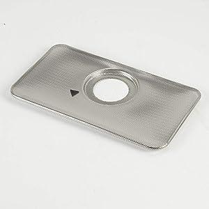 Bosch 00751458 Dishwasher Fine Filter Genuine Original Equipment Manufacturer (OEM) Part