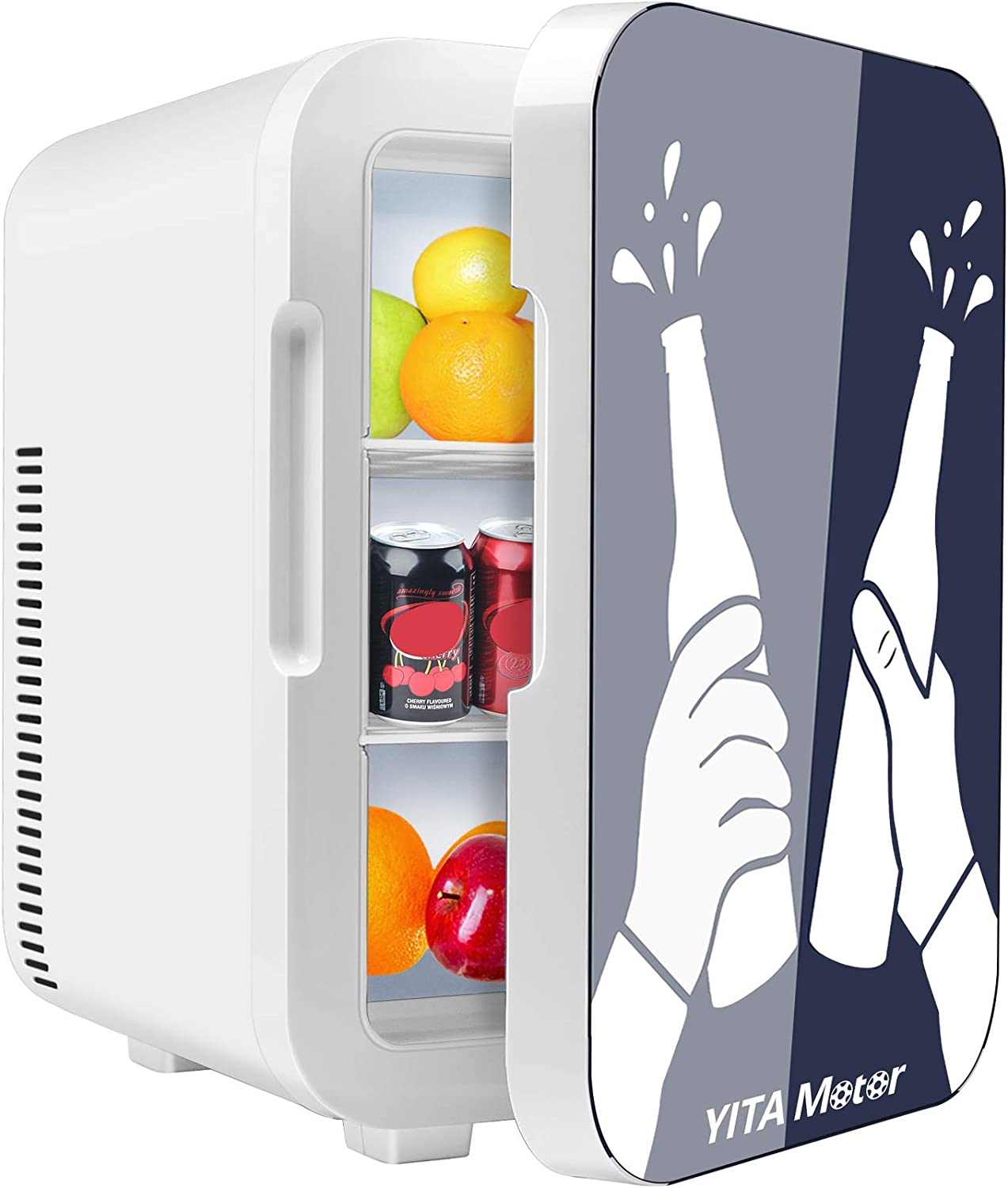 Office Car Breast Milk Refrigerator for Skincare Products ...