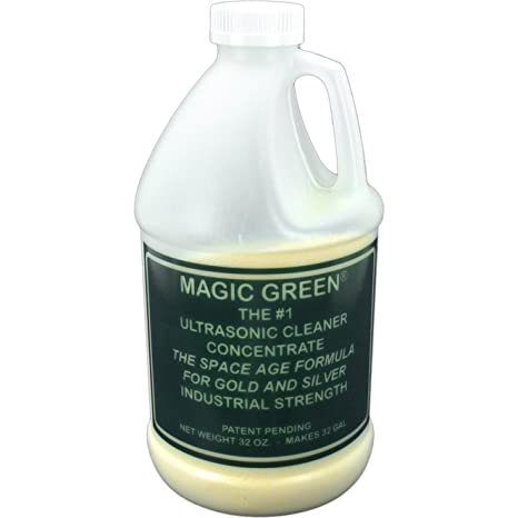 Magic Green Ultrasonic Solution 32oz: Amazon.ca: Home & Kitchen on industrial cleaning chemicals, industrial oven cleaning, living room cleaning, industrial bleach, industrial steam cleaning, industrial ceiling cleaning, industrial cleaners, industrial food cleaning, industrial power washing, industrial cleaning supplies, industrial cleaning equipment, industrial cleaning products, industrial wall cleaning, industrial restaurants, industrial drapery cleaning, industrial cooking, industrial janitorial supplies, industrial floor cleaning, industrial warehouse cleaning, industrial office cleaning,