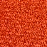 Meta-U 5 Pairs Wholesale Orange Soft Thicken Cotton