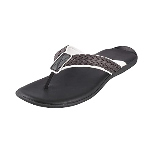 813cd29f306921 Mochi Men Leather Thong (16-9422)  Buy Online at Low Prices in India ...