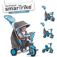Smart Trike - Swing triciclo evolutivo para niños de 10 - 36 meses, color azul (2036500300)