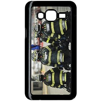 coque samsung j5 pompier