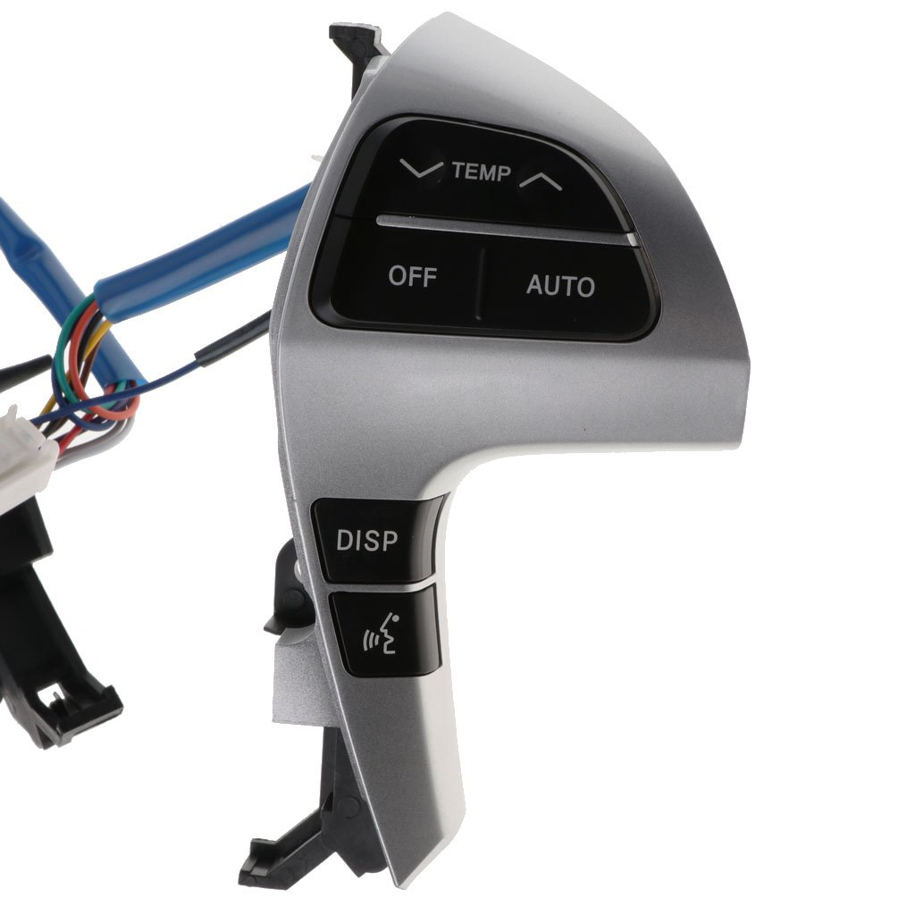 Homyl Great Performance 842500E220 Steering Wheel Control Switch For Toyota Hilux
