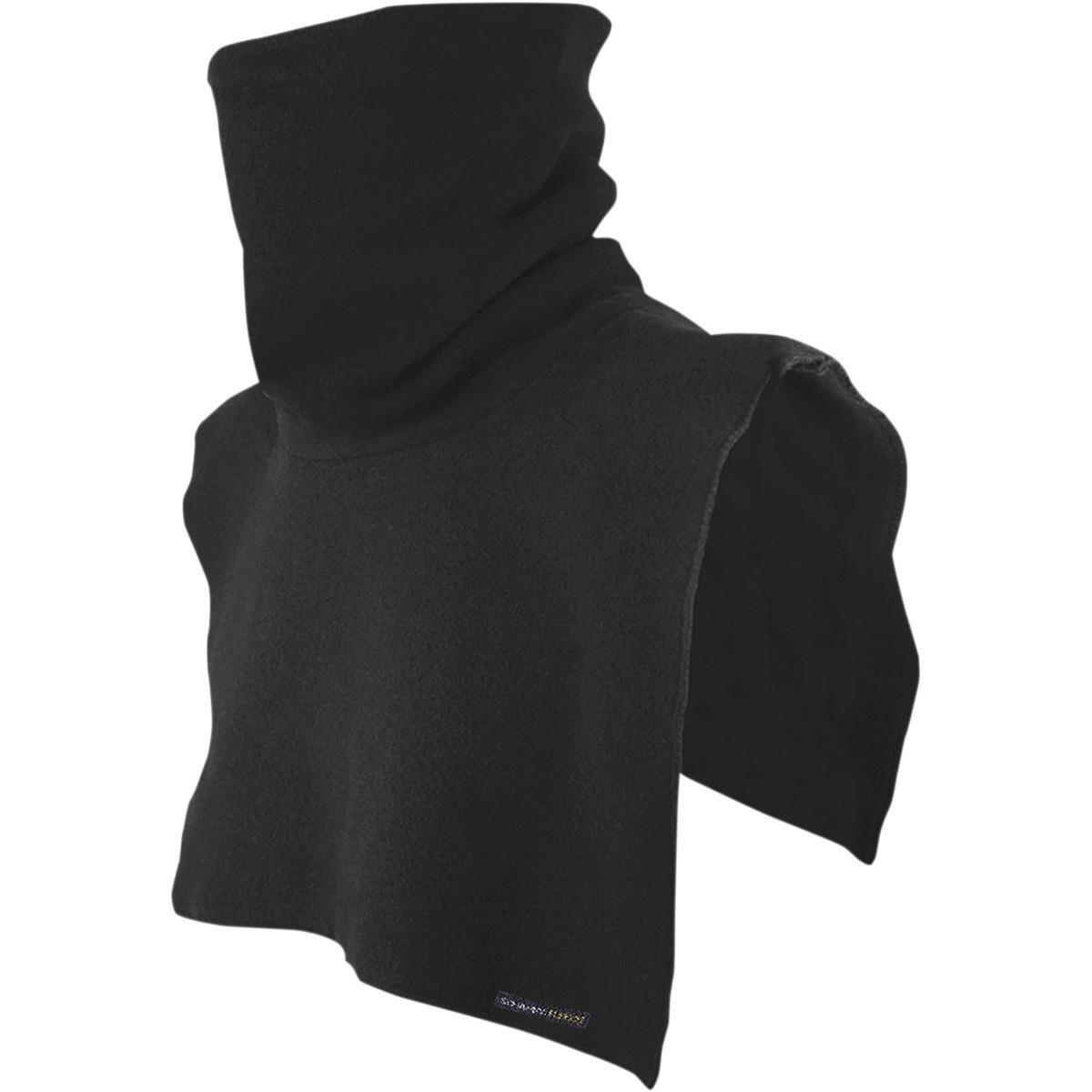 Schampa Original Tall Neck Dickie (Black, One Size) TD002 tr-501144