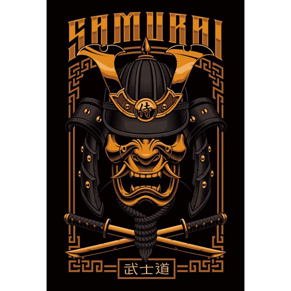 Amazoncom Baocicco 8x12ft Samurai Backdrop Bushido