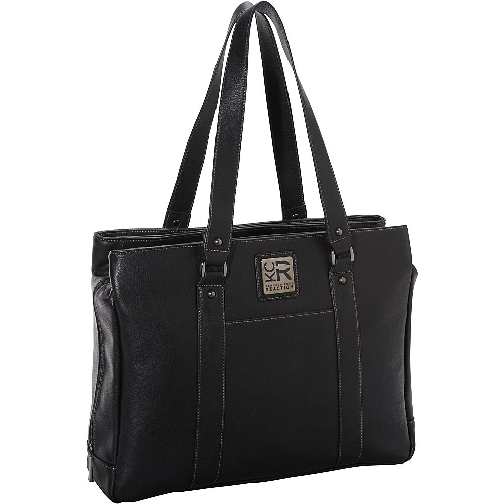 Kenneth Cole Reaction Luggage Hit A Triple, Black, One Size