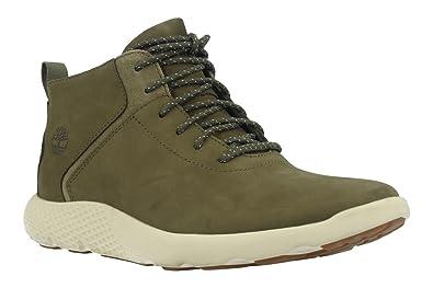 TIMBERLAND FLYROAM HIKER Leder Sneaker Boots 43 Stiefel Schuhe
