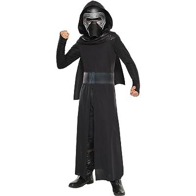 Disney Star Wars Boys' Deluxe Kylo Ren Costume: Toys & Games