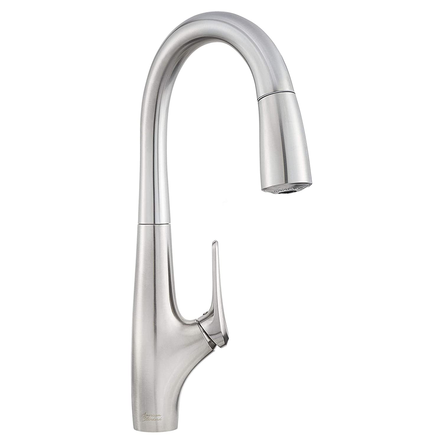 American Standard 4901300.075 Avery Pull-Down Kitchen Faucet, Stainless Steel