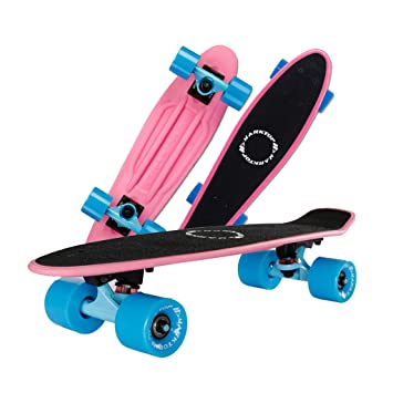 Brilliant firm Patinetes para Niños Adulto Rosa patineta de ...